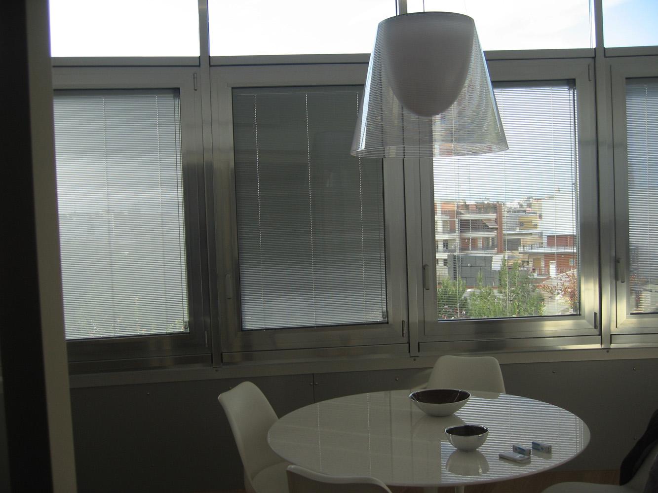 Veranda in alluminio con veneziane a Bari, Brindisi e in Puglia