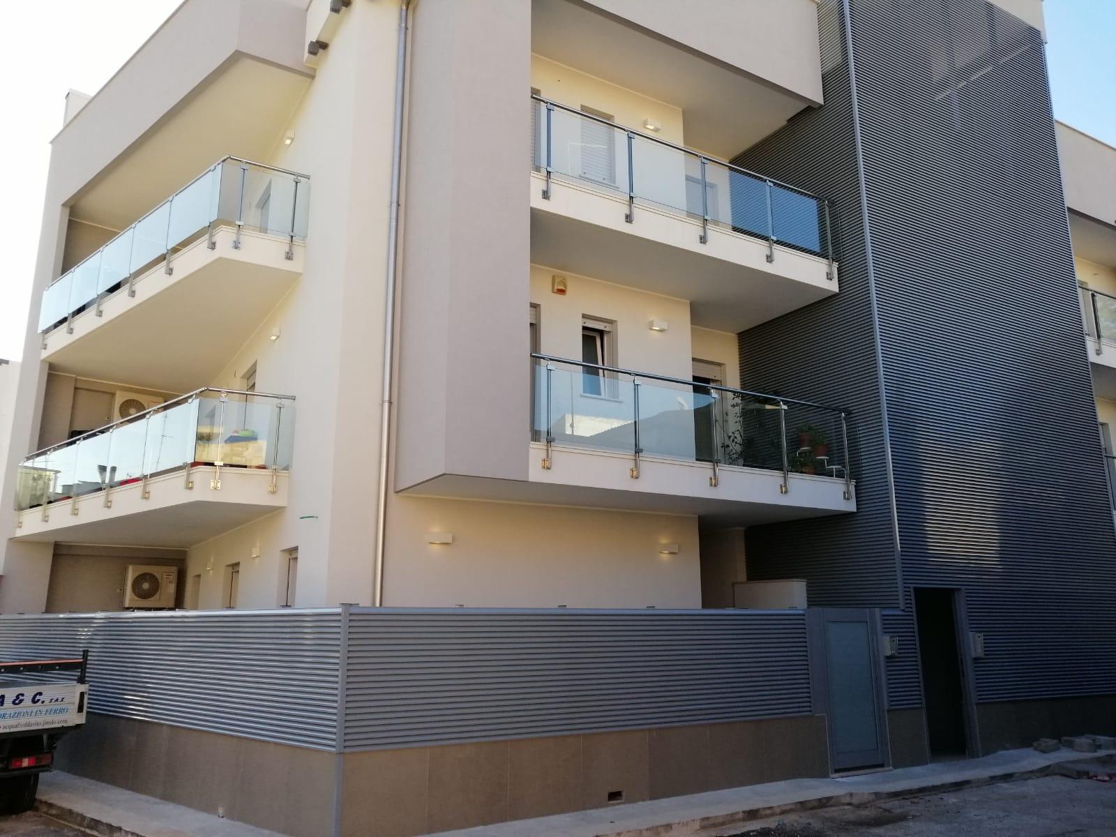 Balconi e ringhiere Bari, Brindisi e in Puglia - 2