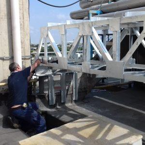 Tralicci di sostegno, carpenteria metallica a Bari, Brindisi e in Puglia - 2