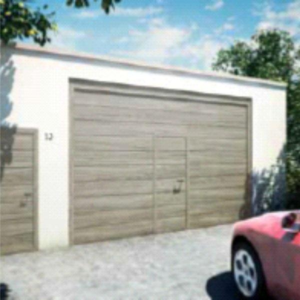 Portoni sezionali da garage a Bari, Brindisi e Puglia - 1