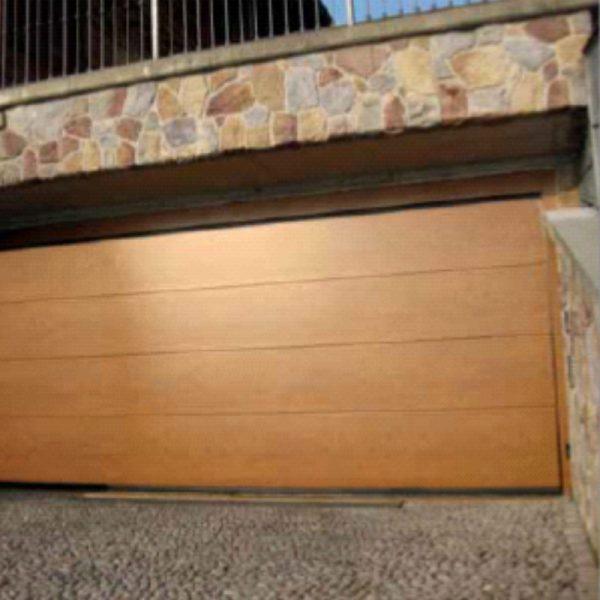 Portoni sezionali da garage a Bari e in Puglia - 6