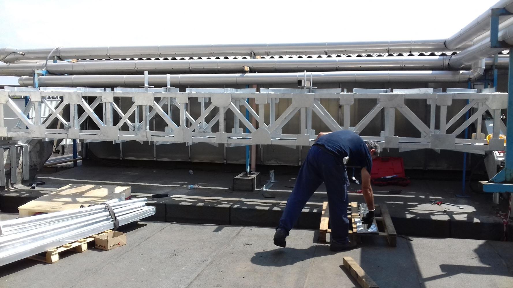 Tralicci di sostegno in acciaio zincato - Bari, Brindisi, Puglia - 2